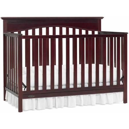 Graco Hayden 4 In 1 Convertible Fixed Side Crib Classic