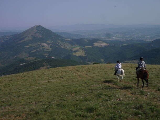 A Relaxing Umbrian Experince Offered by a Local on Family Vacation