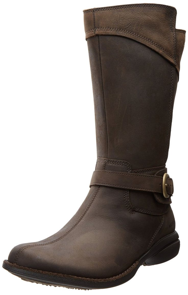 Merrell Women's Captiva Buckle-Down Waterproof Boot ** Insider's special review you can't miss. Read more  : Women's winter boots