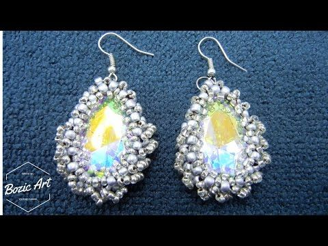 """""""Silver Drop"""" Earrings 