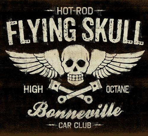 hotphotography:   FLYING SKULL - LA MARCA DEL DIABLO