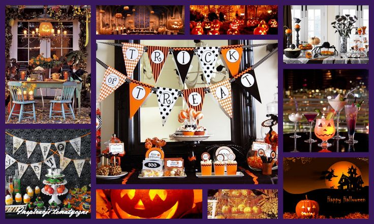 Temat: Halloween  Niezwykłe eventy stworzy dla Ciebie http://www.eltoursandevents.com