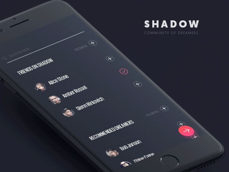 Shadow full onboardingl