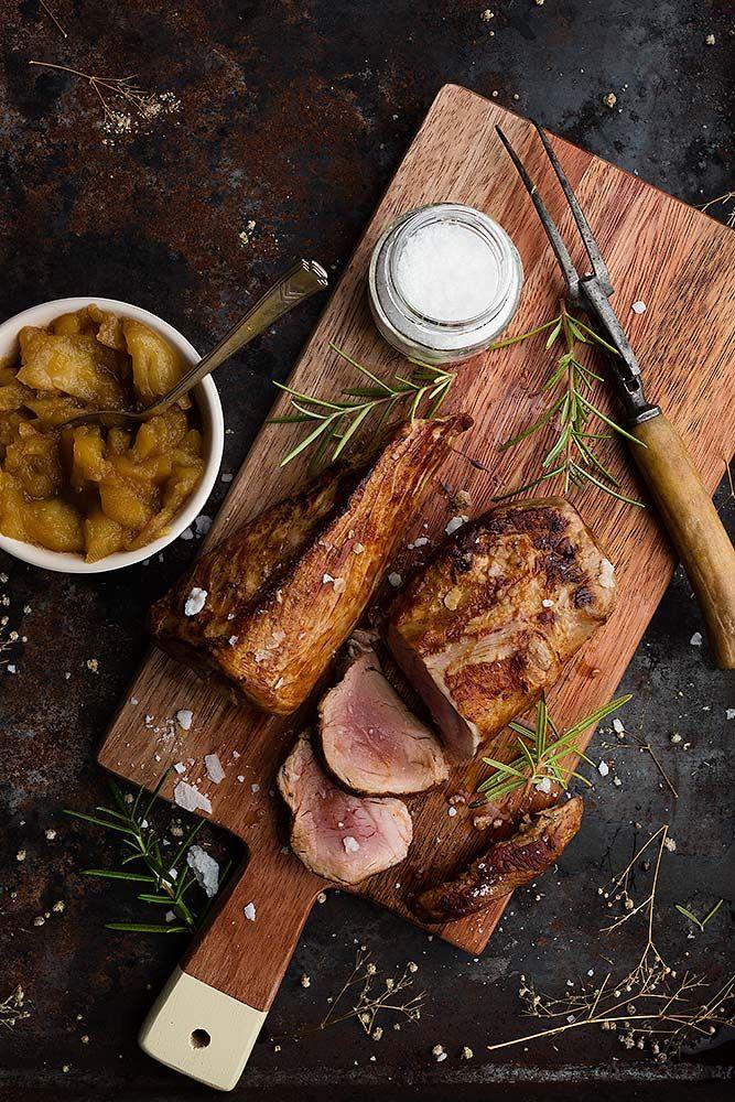receta de solomillo de cerdo