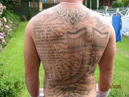 Gates of Heaven Tattoos-Heaven Tattoos And Meanings-Gates of Heaven Tattoo Pictures