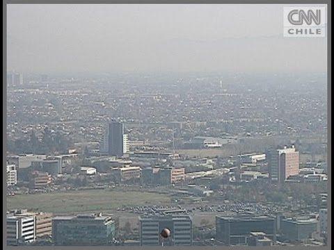 El escenario de la contaminación atmosférica en Chile