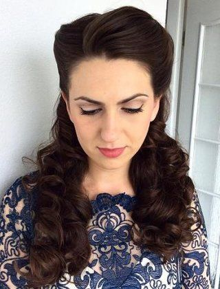 1000 Ideas About Vintage Hairstyles On Pinterest