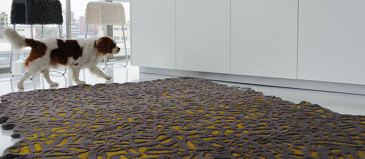 Brazil: handtufted carpet.100% wool, eco-friendly :)