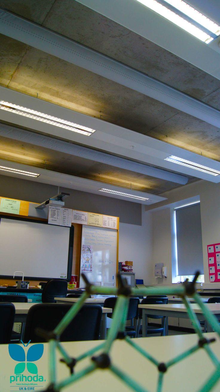 Prihoda Air Socks at Eastwood High School Glasgow