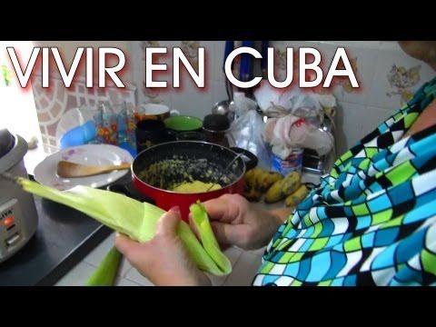 La Vida en Cuba - Casa, Comida y Carro ... - YouTube
