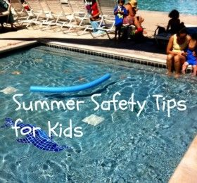 11 Summer Safety Tips for Kids