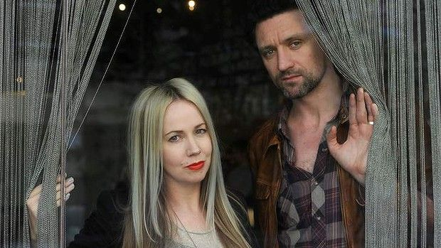 Stephanie Ashworth and Paul Dempsey are now in a settled rhythm of collaboration.