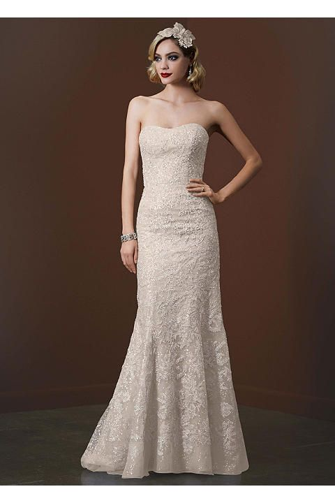 Best Wedding Dresses Gold Champagne Images On Pinterest