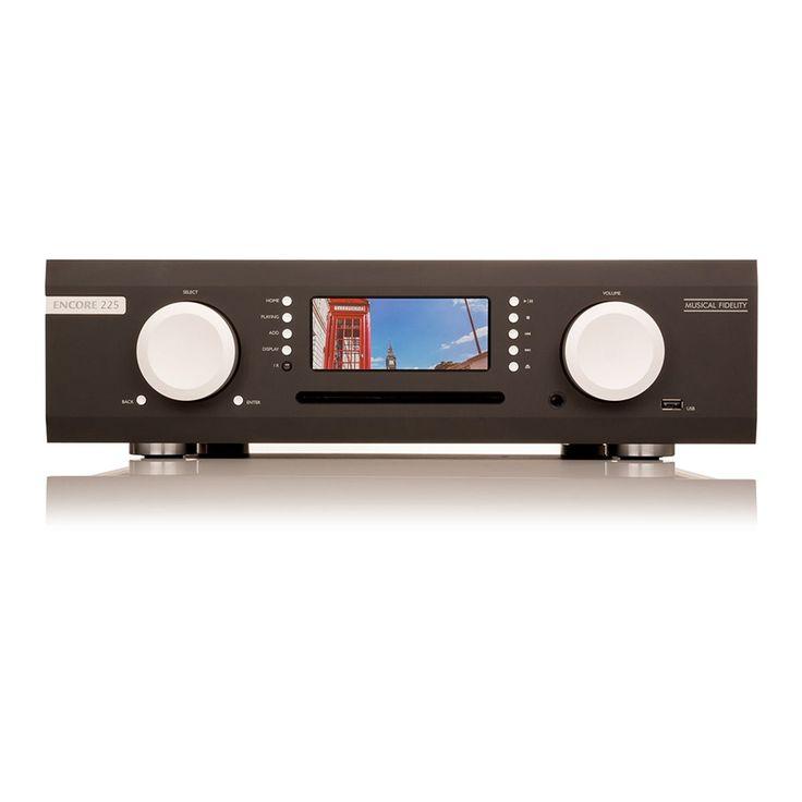 Musical Fidelity M6 ENCORE 225 | Ürünler | CAN HI-FI