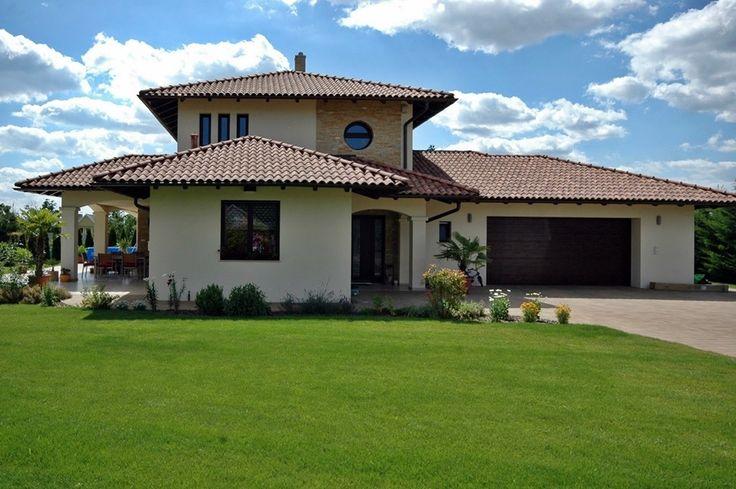 Új építésű luxus családi ház egy kedvelt Balaton-parti településen, Keszthely és Hévíz közelében