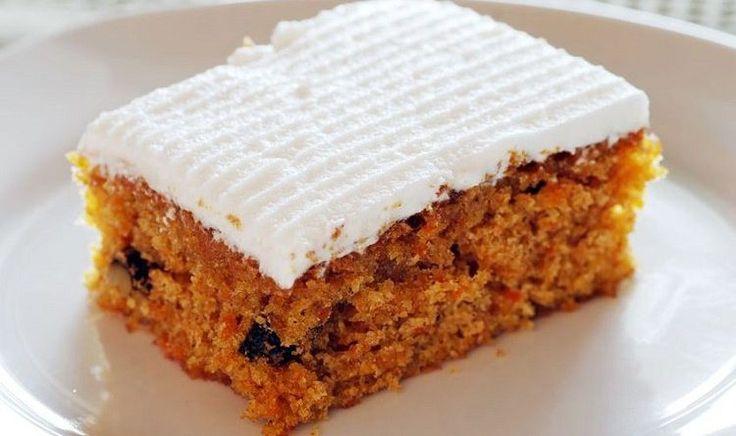 Gâteau aux carottes et noix de coco sans farine raffinée ni produits laitiers