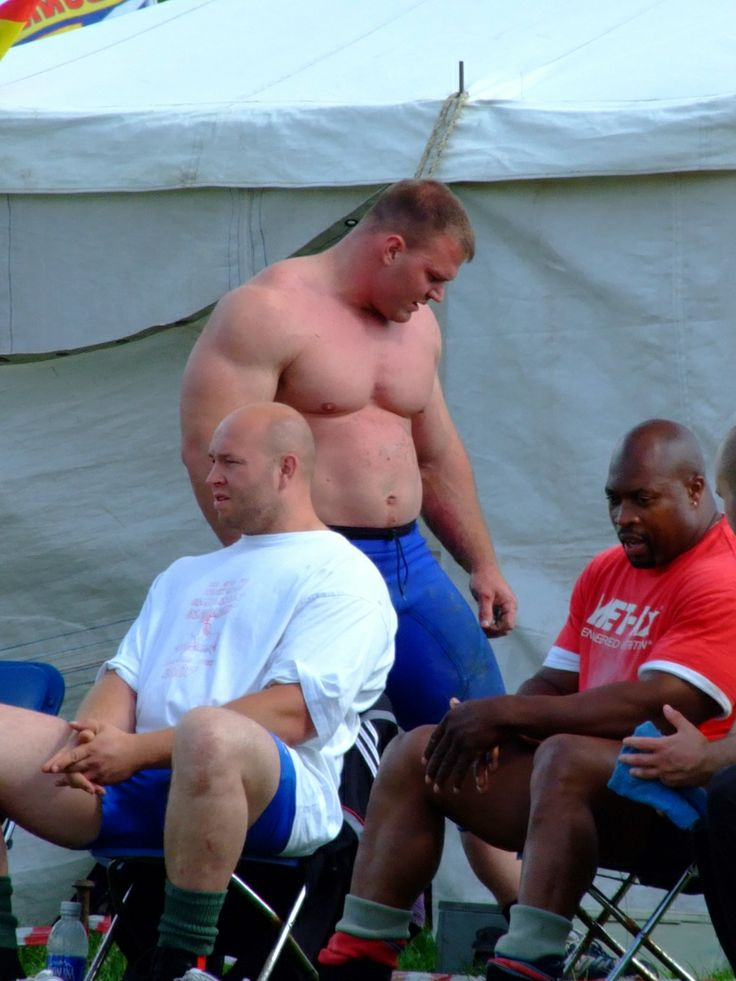 326 best images about strongest men on Pinterest ...Derek Poundstone