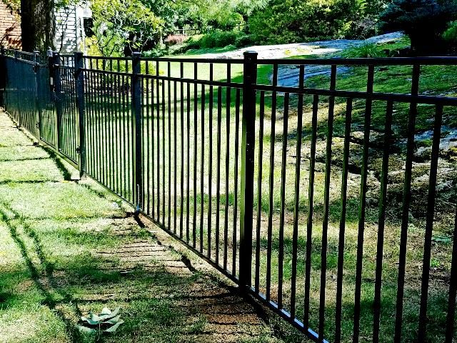 3-Rail Fairmount Style Aluminum Fencing                                                                                                                                                                                 More