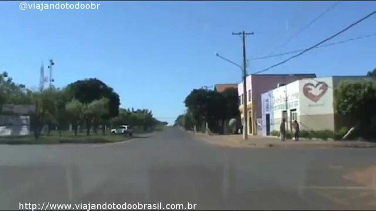 Viajando Todo o Brasil - Dois Irmãos do Buriti/MS