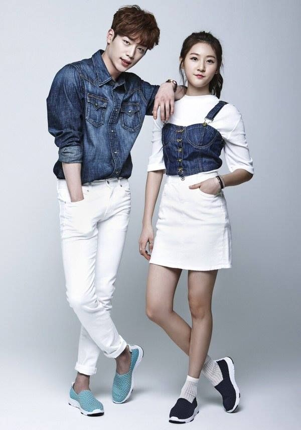kim sae ron and seo kang joon