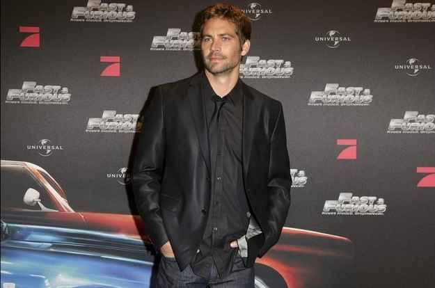 Paul Walker, an actor best known for his role as Brian O'Conner in the Fast And Furious franchise, died Saturday in Santa Clarita, TMZ first...