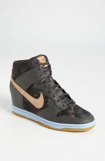 'Dunk Sky Hi Liberty' Hidden Wedge Sneaker   Hidden wedge ... Nike Fast Love Sky High Wedge Sneakers
