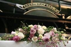 Vintage Wedding flower designs