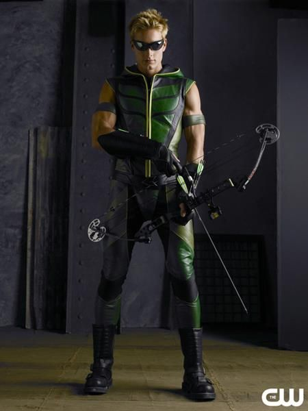 Зеленая стрела костюм