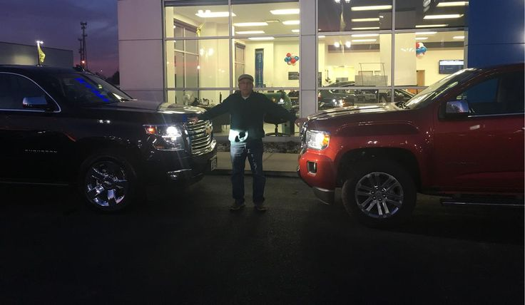 Congratulations and Best Wishes John on the purchase of your 2016 CHEVROLET SUBURBAN!  We sincerely appreciate your business, Kunes Country Chevrolet Cadillac of Delavan and VINCENT CHIAPPETTA.