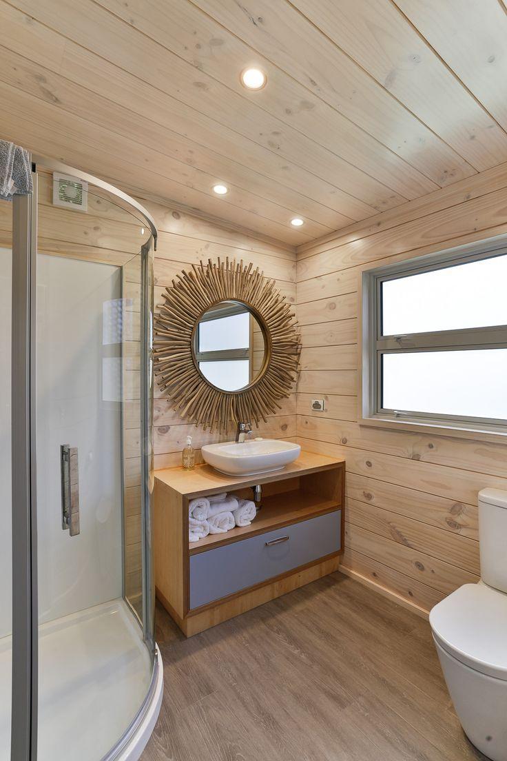 Bathroom in the Verandah Plan