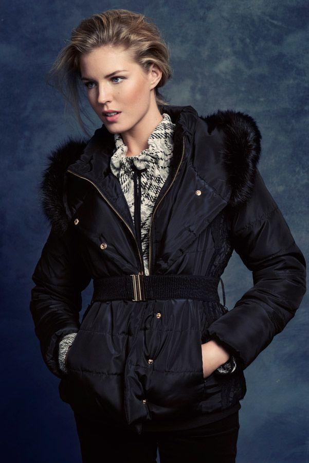 KRISS Fall Collection 2014. Nice jacket with fake fur