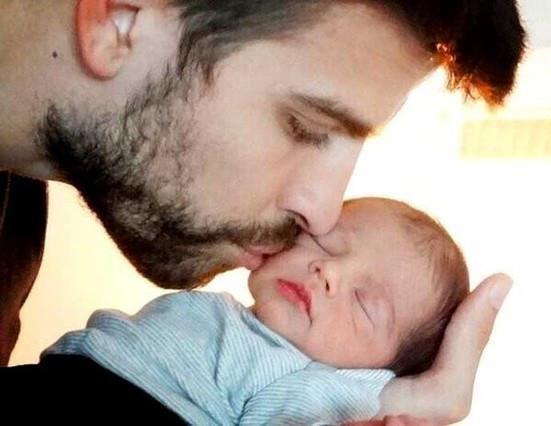 Este es Milan Piqué Mebarak, el hijo de Shakira y Piqué
