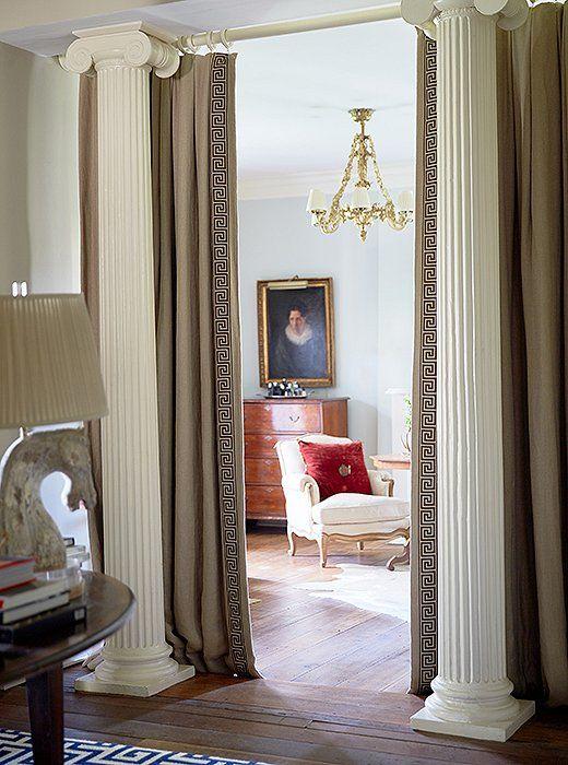 House Beautiful: Southern Elegance | ZsaZsa Bellagio - Like No Other