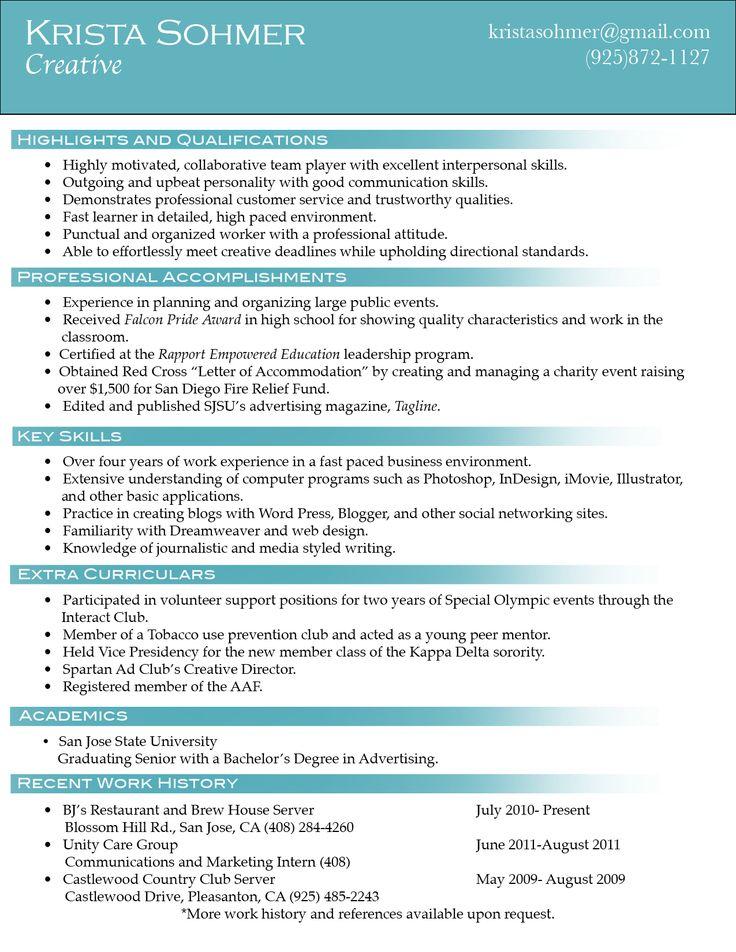 90 best design a job images on pinterest art director resume art director resume - Professional Customer Service Resume