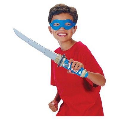 Teenage Mutant Ninja Turtles Movie 2 Conceal and Reveal Leo, Red