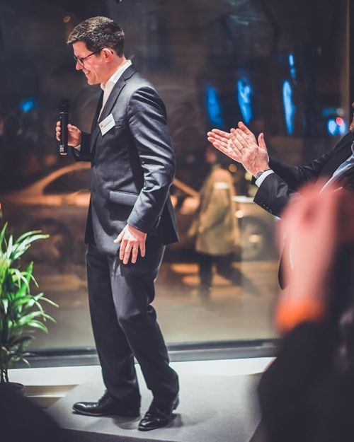 Inauguration du #NikonPlaza  Benoît De Dieuleveult - PDG Nikon France. #Nikon #NikonFr #TeamNikon #photography via Nikon on Instagram - #photographer #photography #photo #instapic #instagram #photofreak #photolover #nikon #canon #leica #hasselblad #polaroid #shutterbug #camera #dslr #visualarts #inspiration #artistic #creative #creativity
