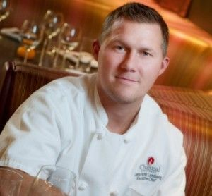 Executive Chef Patrik Landberg | Charcoal restaurant and Argyle Winery: A great pair