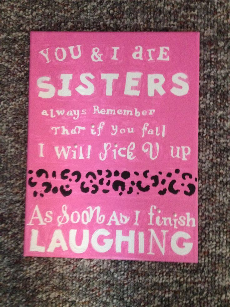 Big Sister Quotes From Little Sister Best 25+ Little sister...