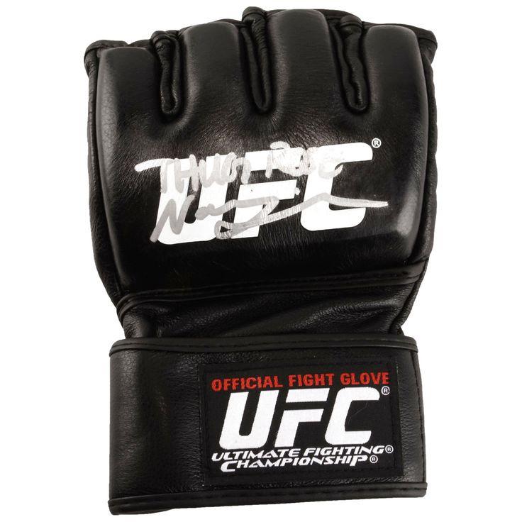 Rose Namajunas Ultimate Fighting Championship Fanatics Authentic  Autographed  Fight Model Glove - $67.99
