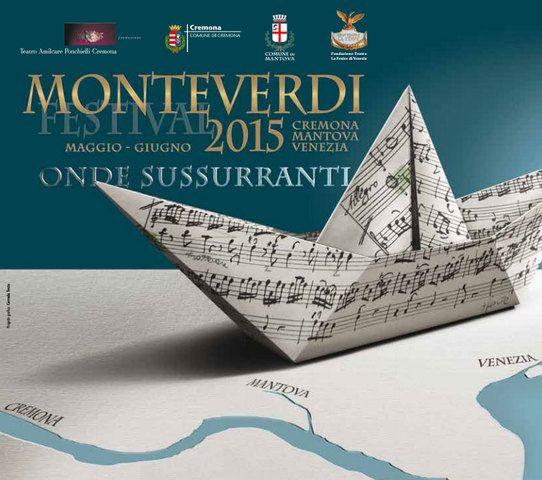 """Il Monteverdi Festival di Cremona, si impreziosisce quest'anno di una crociera fluviale sul Po, """"Le desiate acque di Claudio Monteverdi"""", che in due giorni ripercorrerà le tappe del viaggio che il musicista Claudio Monteverdi compì spesso, tra le città in cui ha operato e che ha amato. Sono previsti pranzi e musica a bordo e a terra e pernottamento a Mantova."""