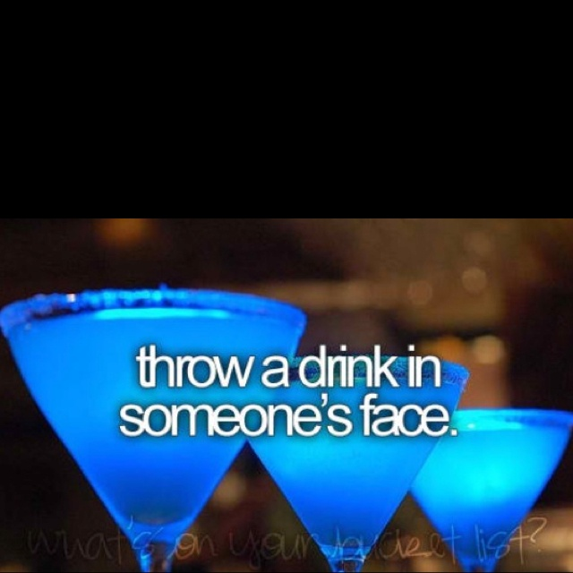 haha weird thing for bucket list but i could this of a few people i could get this done with.