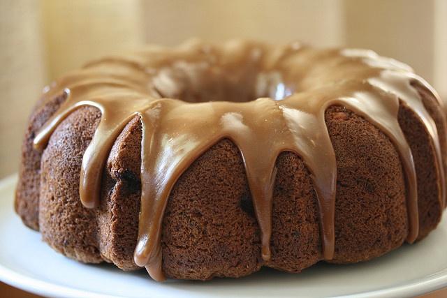 Apple Spice Bundt Cake Martha Stewart