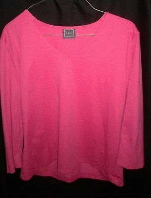 WOMENS  SIZE EXTRA LARGE tennis shirt athletic LBH BRAND SZ xl