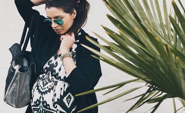 Blogster Emma Gelaude over een gezonde en stijlvolle zwangerschap! http://www.vrouwengezondheid.be/zwangerschap/gezond-en-stijlvol-zwanger-zijn