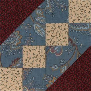 Civil War Quilts: Railroad by Becky Brown. Railroad can symbolize the end of the Underground Railroad, a change in the strategy of escape from slavery.