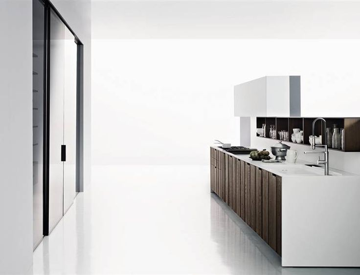 49 best Cucine moderne, contemporanee images on Pinterest | Kitchen ...