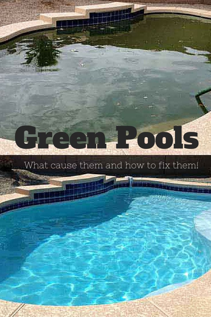 how to get rid of cloudy pool water