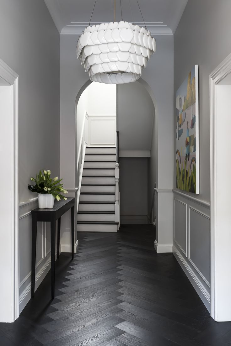Alexandra Kidd Design Victoria Street Project Entry Hallway Spaces