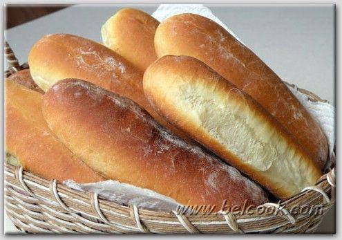 Булочки для хот-догов   Прысмакі з кішэні