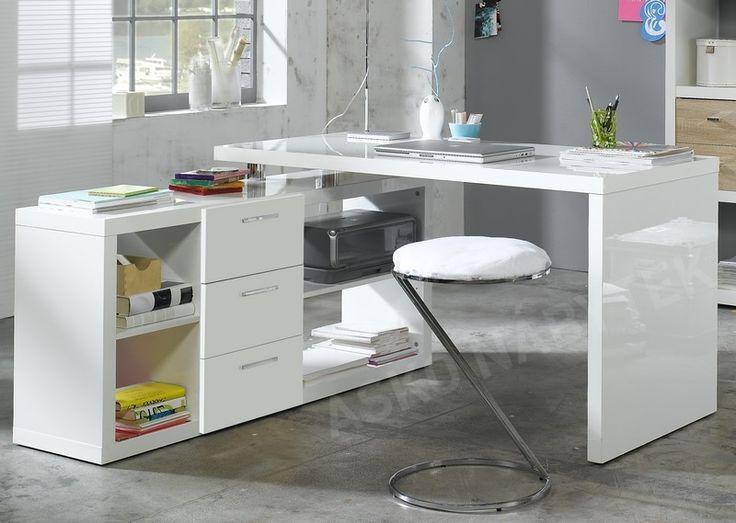 Psací stůl s regálem MODEL 6234
